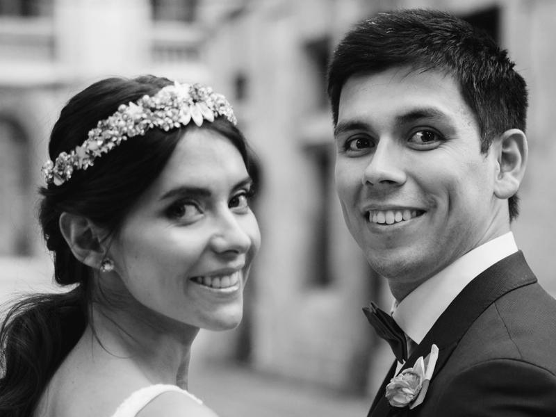 Camila y Alvaro